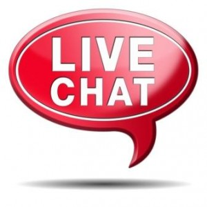 live Forex chat