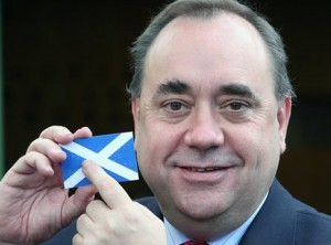 alex salmond the man behind the fish
